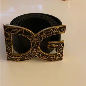 Dolce & Gabbana belt.